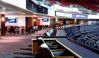 Champions Club   PNC Arena